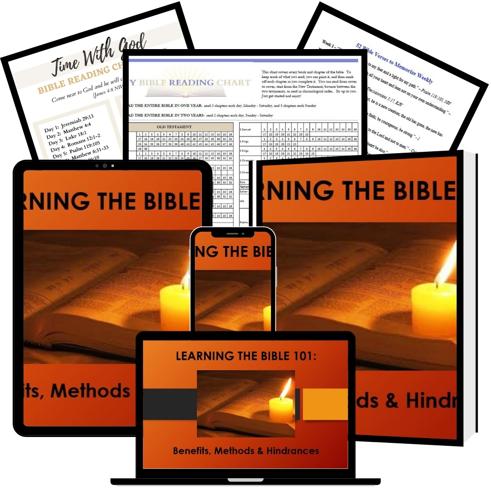 learning the bible promo image